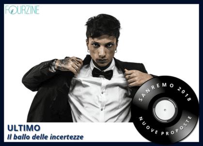 Sanremo 2018 Ultimo