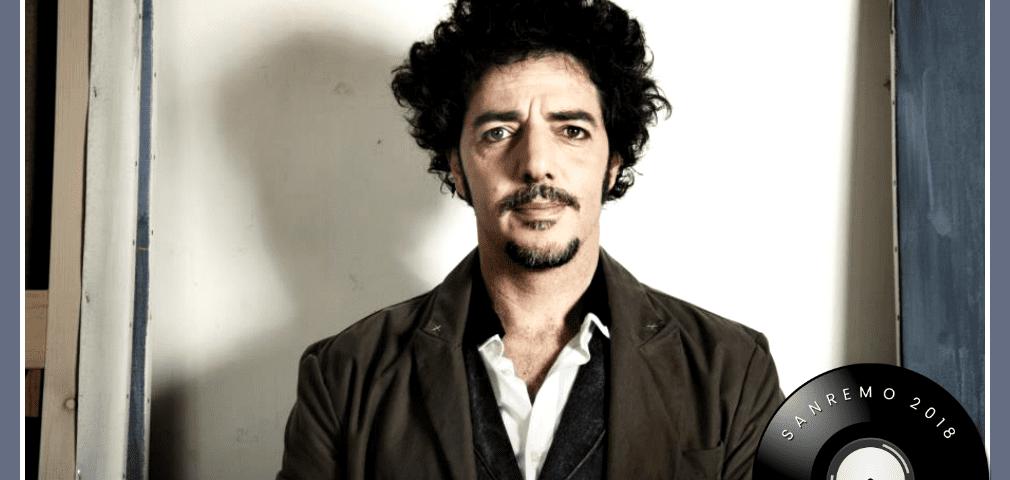 Max Gazzè Sanremo 2018