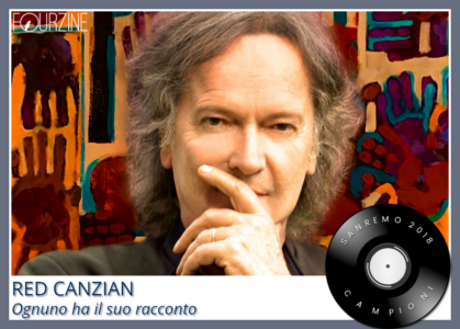 Red Canzian Sanremo 2018