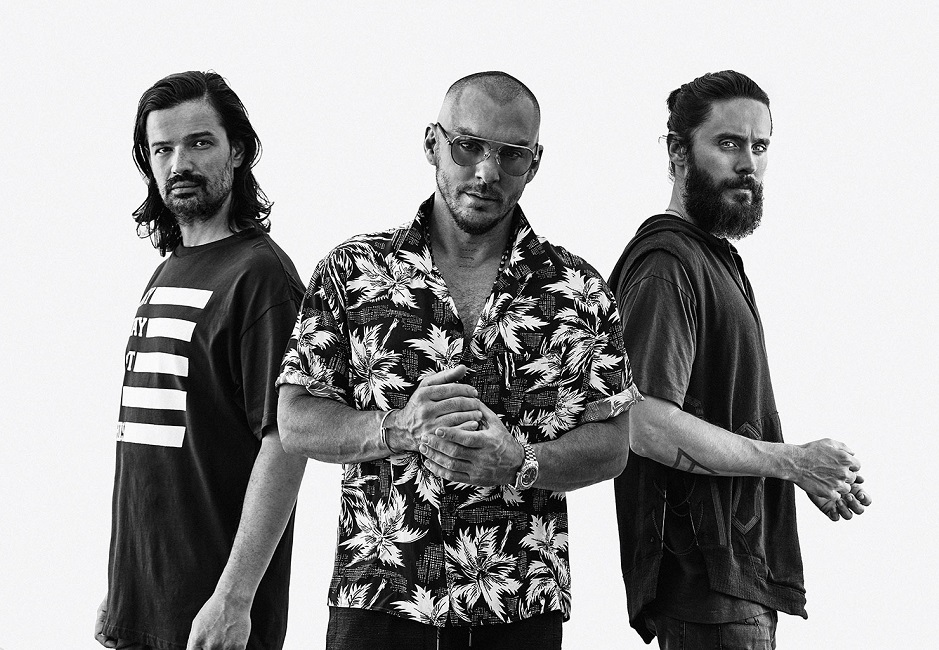 Thirty Seconds to mars Milano