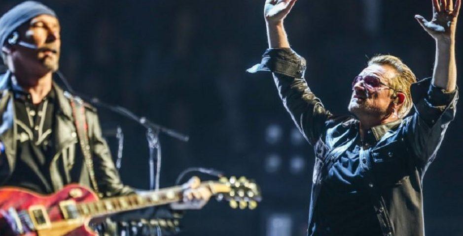 U2 live 2018