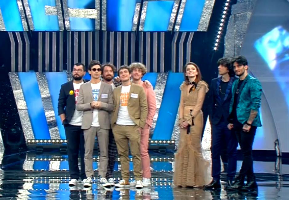 Sanremo 2018 finale