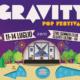 Gravity pop festival