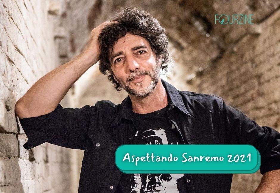 SANREMO 2021 - Max Gazzè